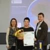 31 января в Новосибирске наградили социального предпринимателя