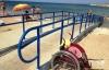 Крымские пляжи станут доступными для инвалидов