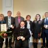 Заместителю председателя ВОИ Олегу Рысеву вручена ведомственная награда Минтранса России
