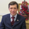 Поздравление председателя ВОИ <br>Михаила Терентьева с Новым, 2018 годом!