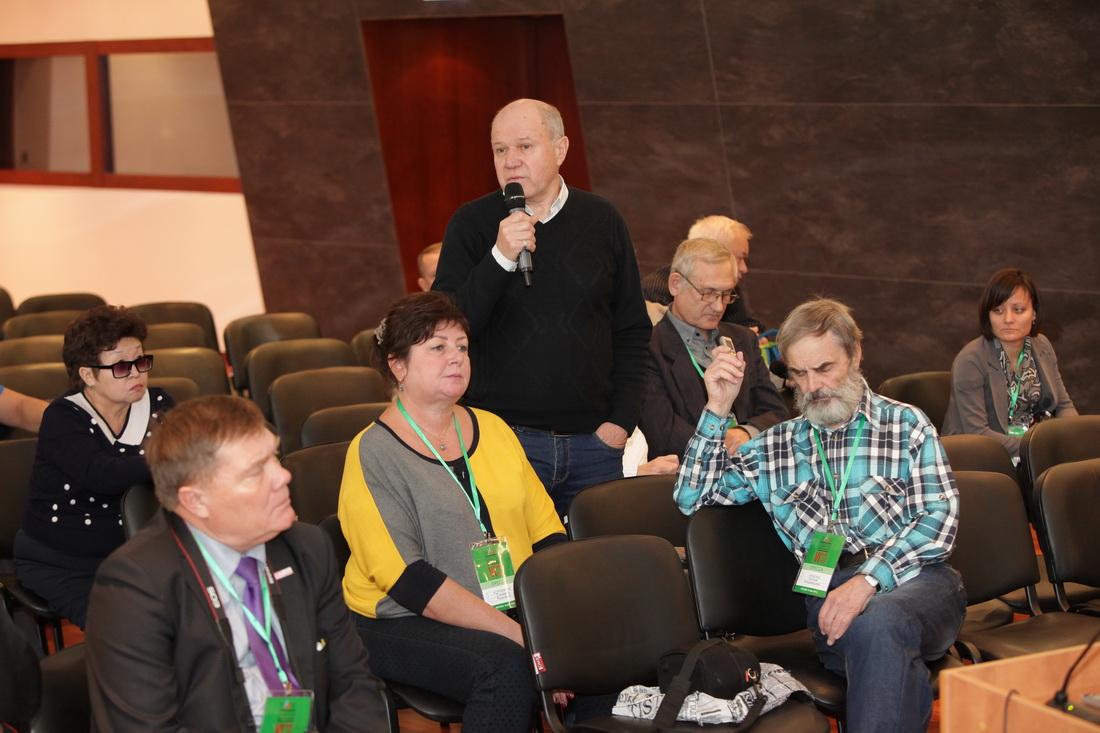 Встреча руководителей ВОИ с журналистами региональных изданий ВОИ
