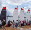 Состоялся фестиваль водных активностей IZHWATERFEST
