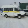 Кемеровская областная организация ВОИ получила в подарок микроавтобус для колясочников