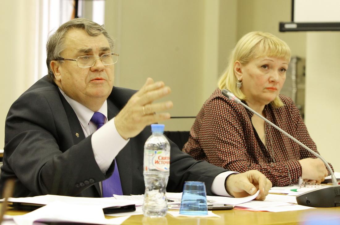 1 и 2 марта в Москве прошло первое в 2017 году заседание Президиума ВОИ под председательством Михаила Терентьева, председателя ВОИ