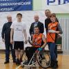 В Ижевске состоялся чемпионат по стритболу «Баскетбол на колясках».