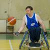Баскетбол на колясках в Ижевске