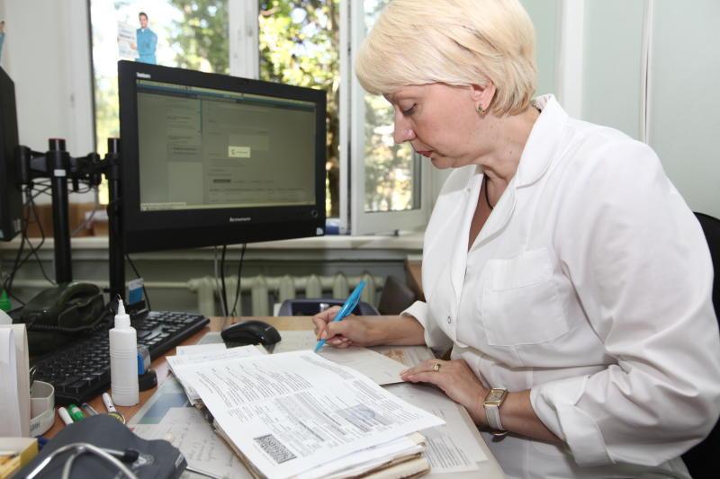 В столице еженедельно выписывают более 250 тысяч электронных рецептов