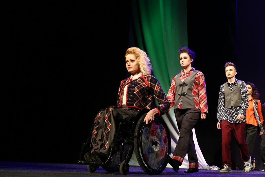 В Томске подвели итоги ежегодного конкурса дизайнеров «Особая мода»