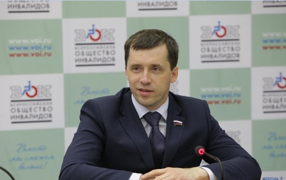 Всероссийскому обществу инвалидов - 29 лет!